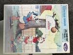 P002: Donald Duck puzzle