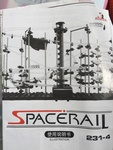 C004: Spacerail marble run