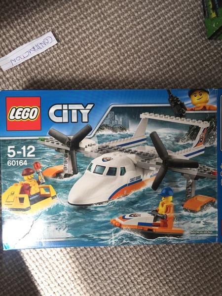 C007: Lego city 60164