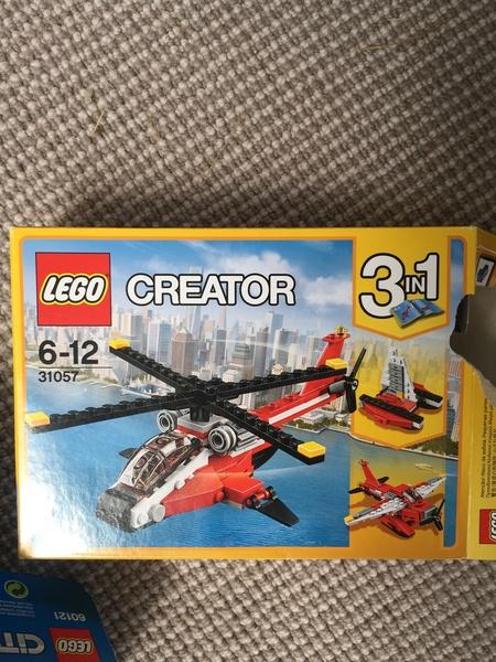 C012: Lego creator