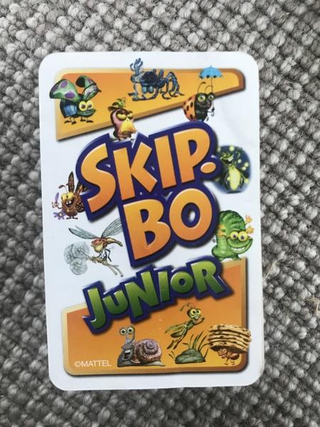 G035: Skipbo junior