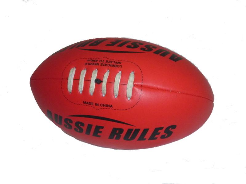 G7418: Aussie Rules Soft Football