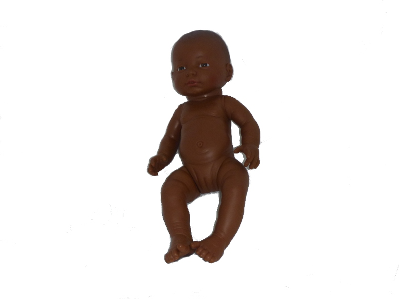 E4355: Female African baby doll