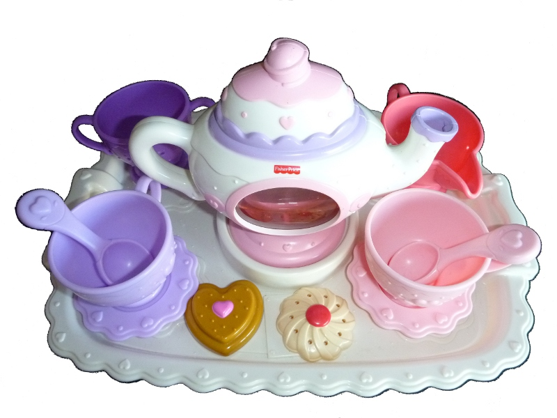 E4342: Magic Tea Set