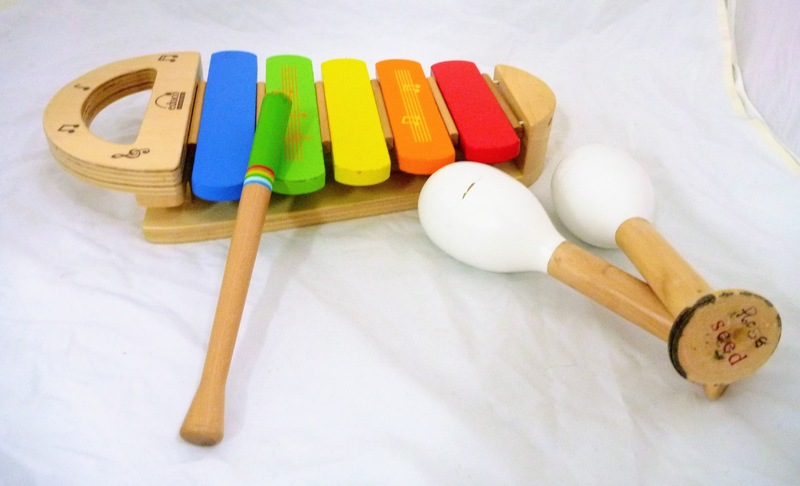 F6058: my first xylophone
