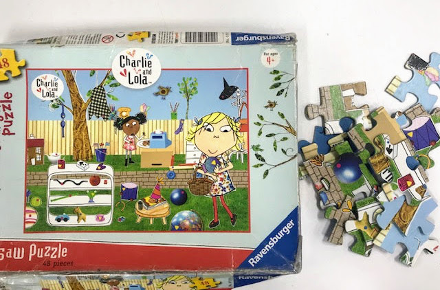J8931: Charlie and Lola puzzle