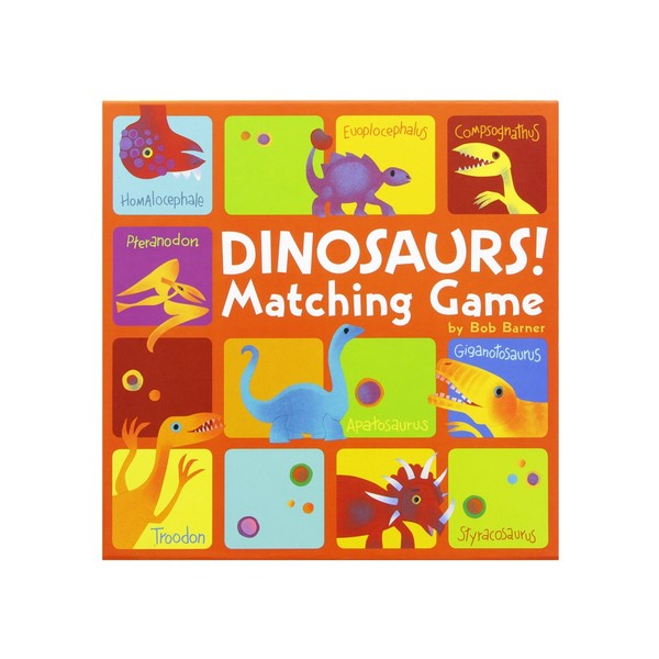 G7338: Dinosaurs Matching Game