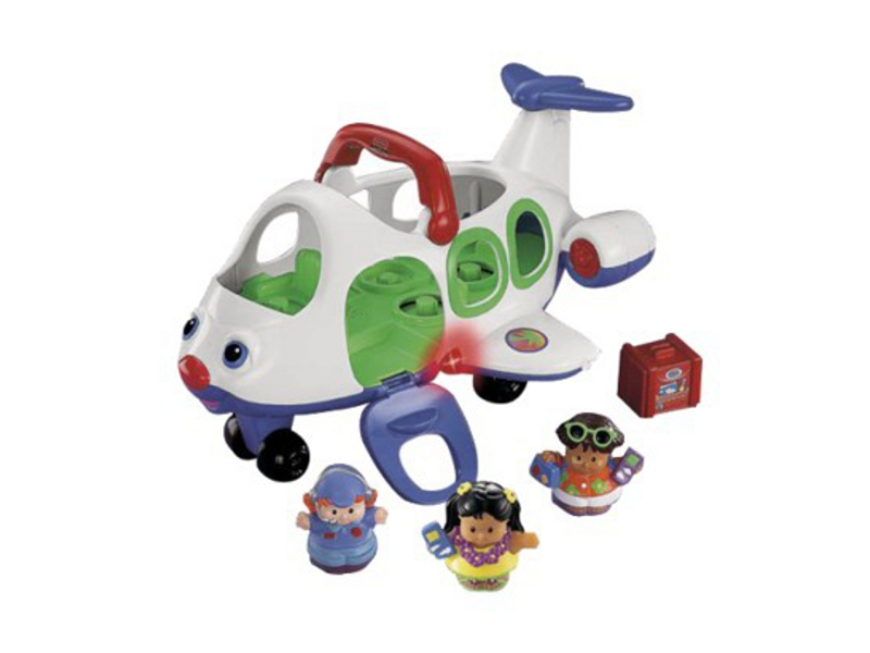 E5245: Lil' Movers Airplane