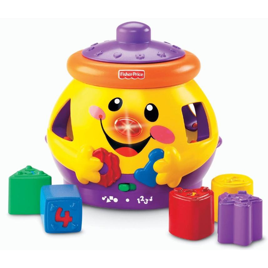 C2029: Fisher Price Mucial Shape Sorter