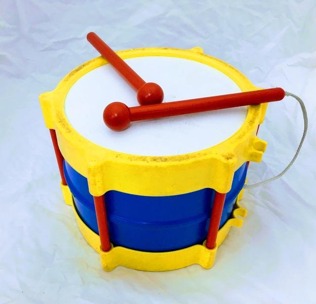 F605: Little Tikes Rap-a-Tap Drum