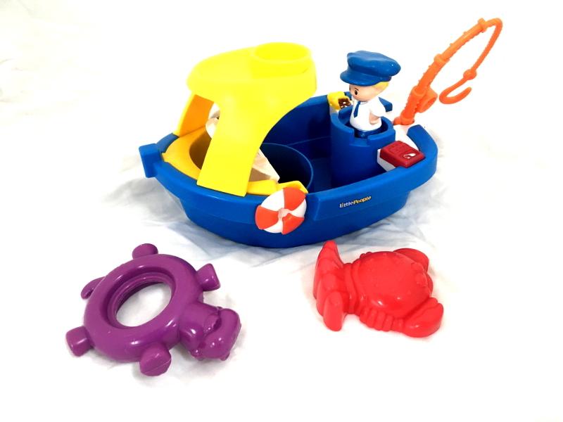 E4615: Fisher Price Boat