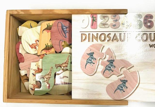 J937: Dinosaur number Puzzle