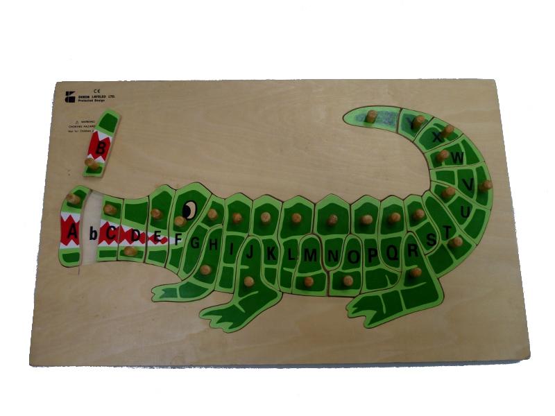 J945: Crocodile ABC
