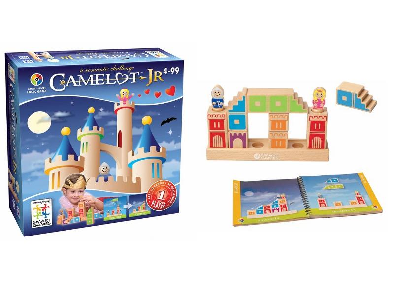 G7352: Camelot Jr. Game
