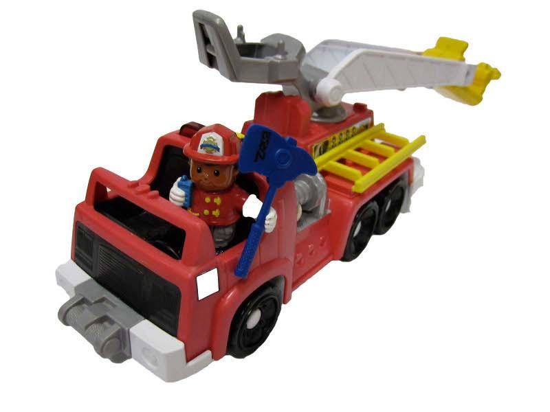 E502: Fire Engine