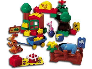 C2752: Duplo Winnie the Pooh