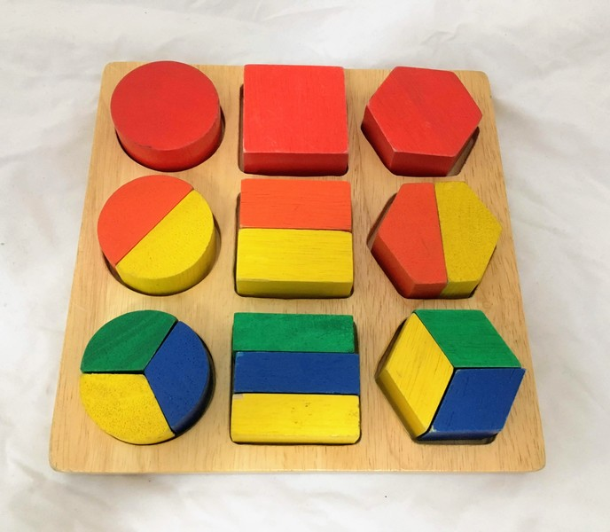 D3623: Fraction Board