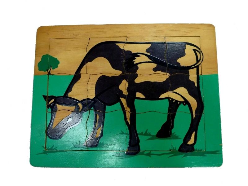 J843: Cow Puzzle