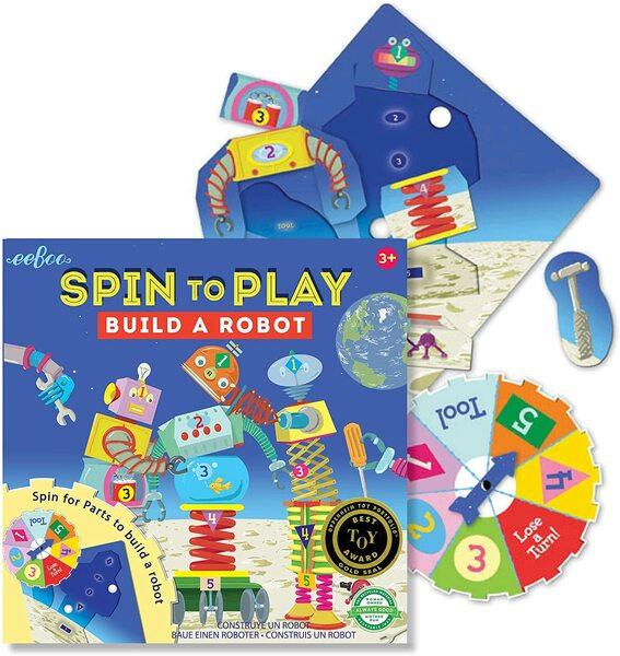 G731: Build a Robot Game