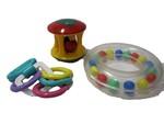 3 Baby Toys