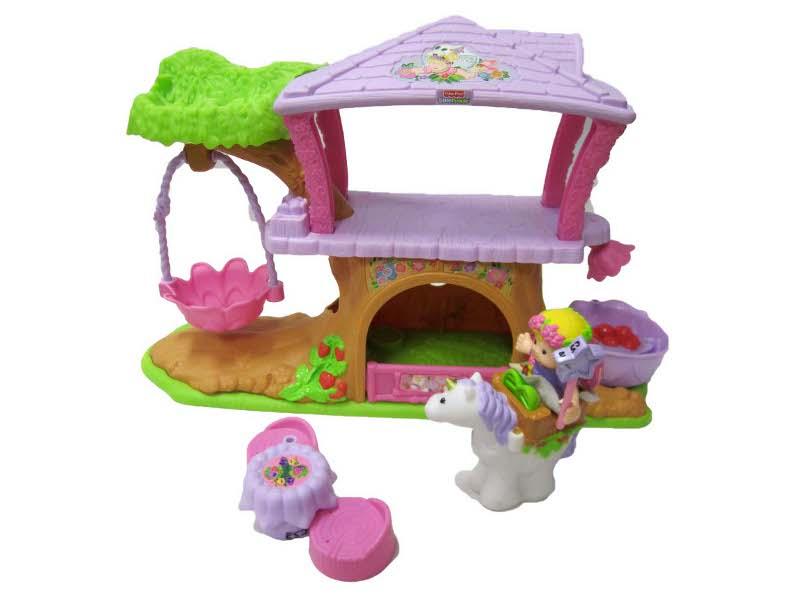 E538: Fairy Treehouse