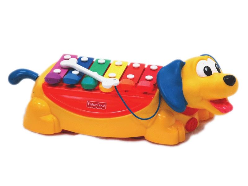 F609: Dog Xylophone