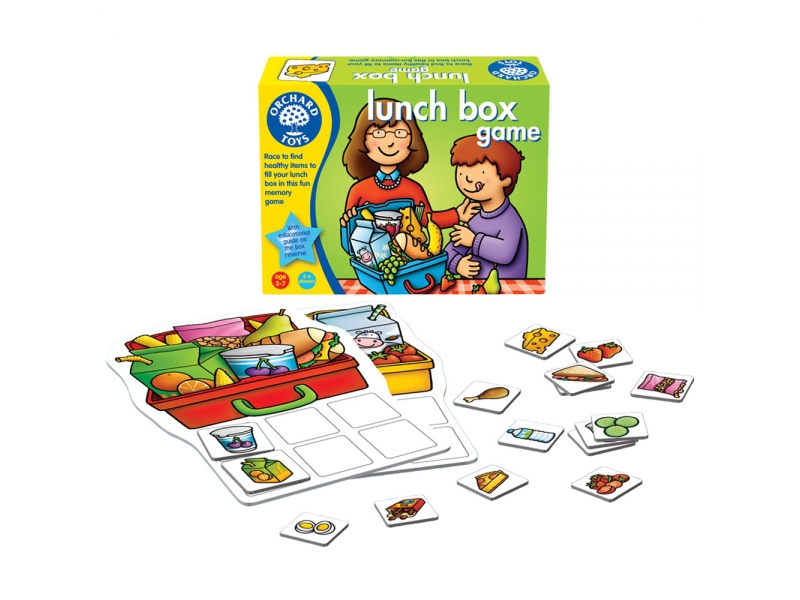 G7111: Lunch Box Game