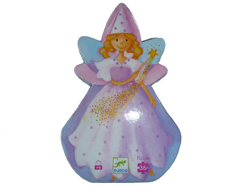 J8912: The Fairy and the Unicorn Puzzle