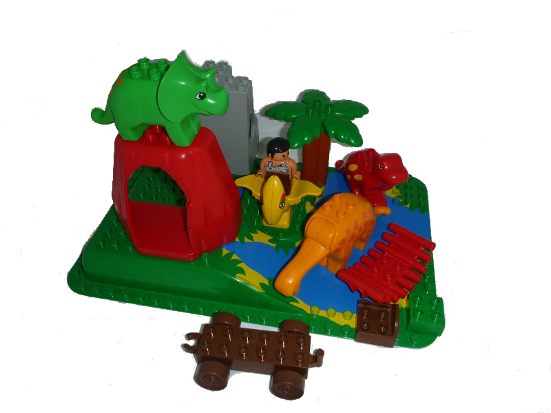 C2775: Duplo Dinosaur Kingdom