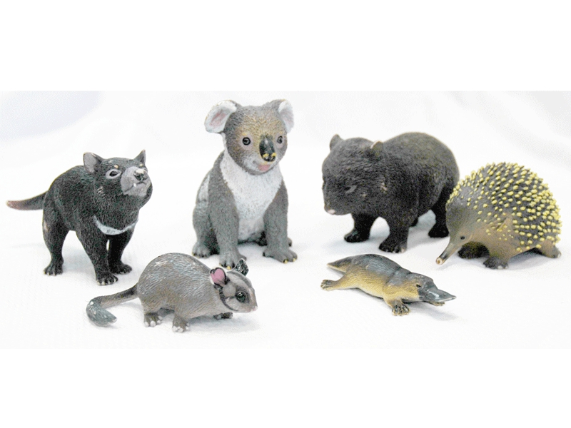 E4759: Australian Animal set