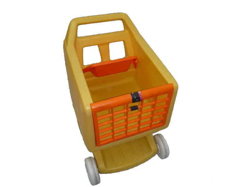 E53102: Little Tikes Shopping Trolley
