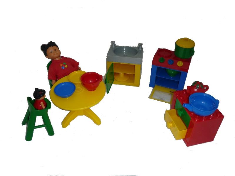 C2765: Lego Doll's Kitchen