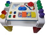 Activity Table with blocks