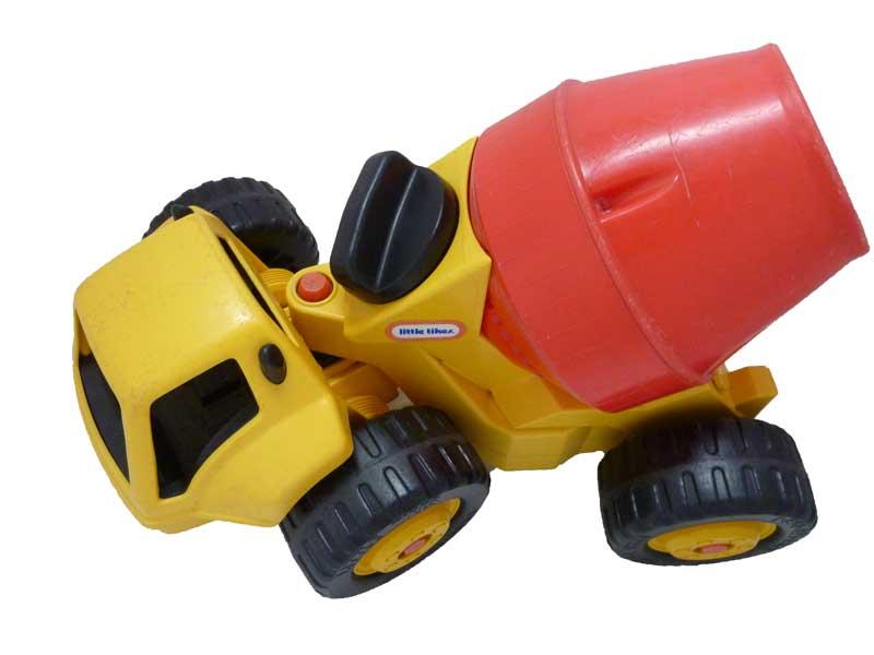 E48138: Little Tikes Cement Mixer