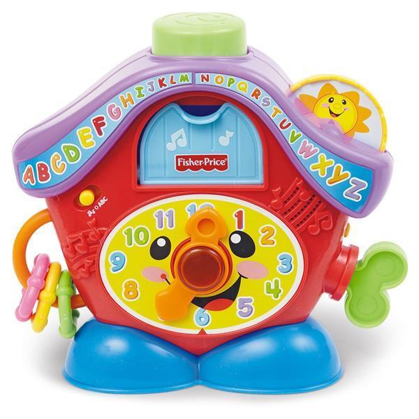 B1010: Musical Clock
