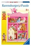 J912: Ravensburger Dolls House 100 Piece puzzle