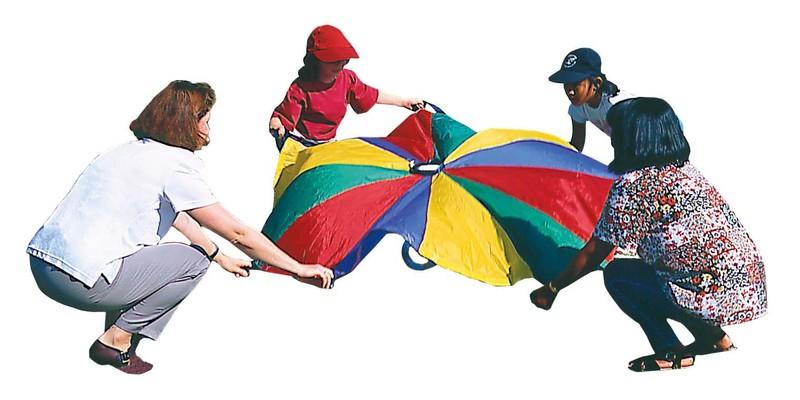 A0523: Mini Parachute