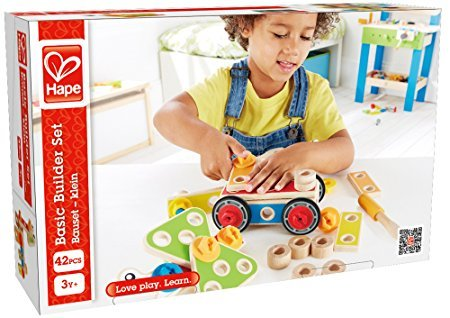 C306: Hape basic builder set
