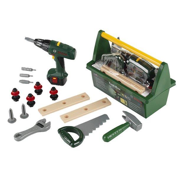 E441: Bosch Tool Box