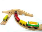 E518: Train Track Set