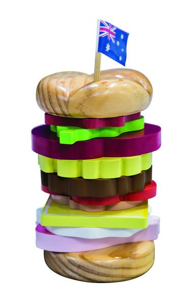 C2221: Stack a burger