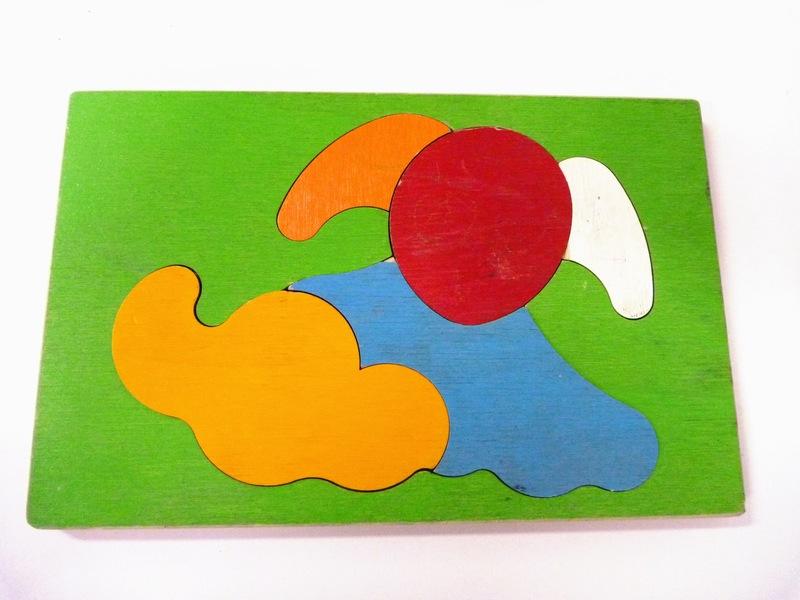 J831: Dog Puzzle