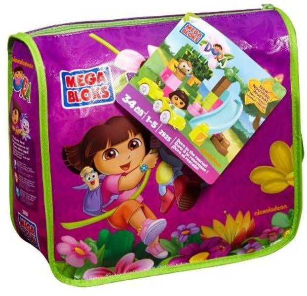 C2813: Dora the explorer mega blocks