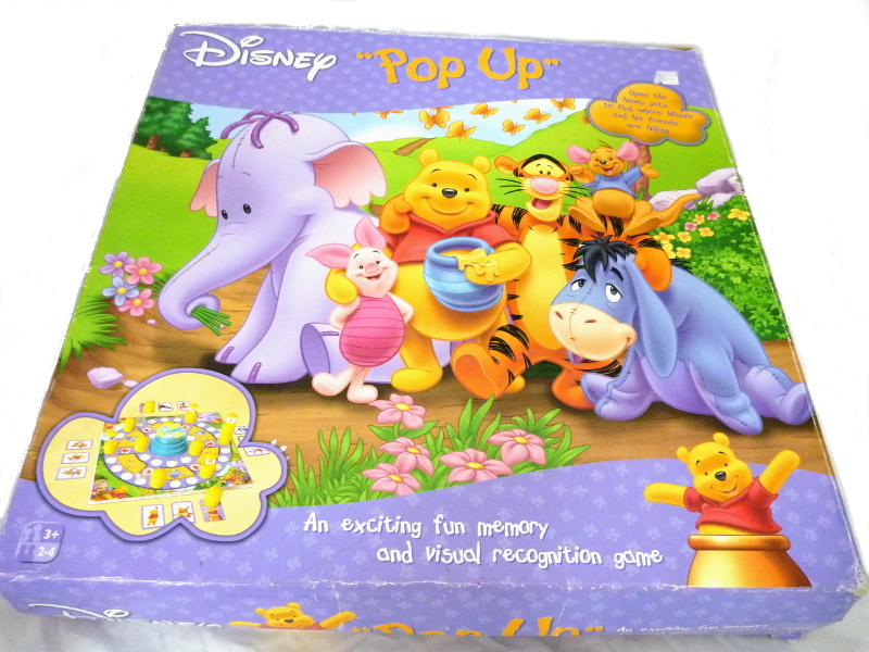 G7375: Disney Pop Up Game