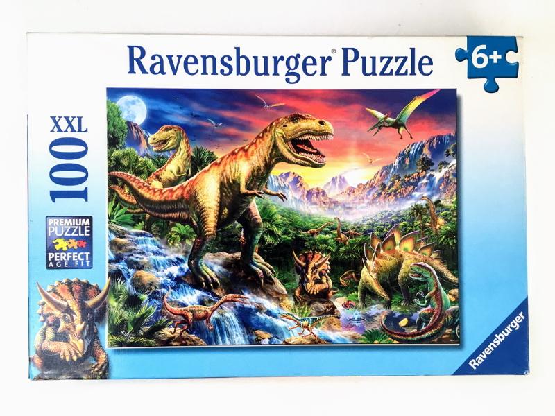 J914: Ravensburger Puzzle