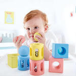 B1517: Geometric Rattle Blocks