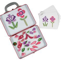 J951: Secret Garden Magnetic Puzzle