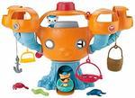 E539: Octaunots Octopot Play Set
