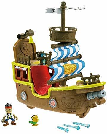 E5322: Captain Jake's Pirate Ship