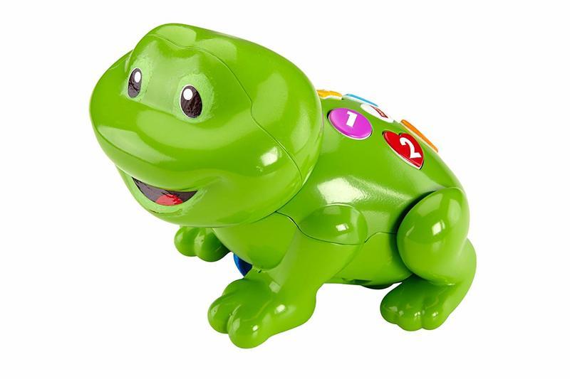 B17001: Musical Frog